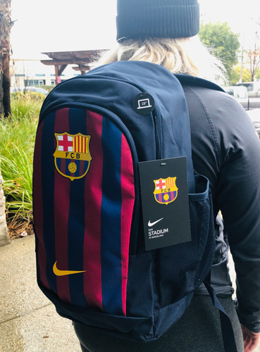 Nike Barcelona replica Stadium back pack