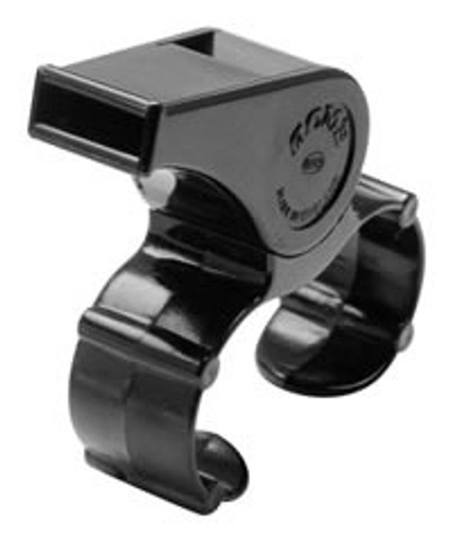 Acme Thunderer Finger Grip Whistle - Black