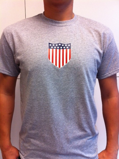 Team USA T - Grey