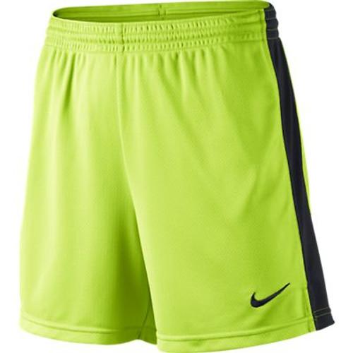 Nike Academy Wmns Knit Shorts - Volt/Black