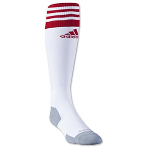 adidas Copa Zone Cushion ll Sock - White/Red