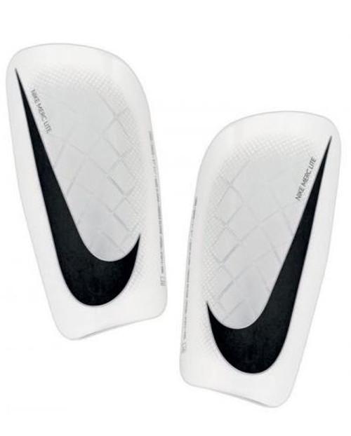 Nike Mercurial Lite Shin Guard - White/Black