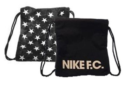 Nike FC Gymsack - Black/White