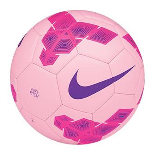 Nike Pitch Ball - Pink/Dark Pink/Purple