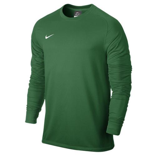 Nike LS Park II Youth Goalie Jersey - Green