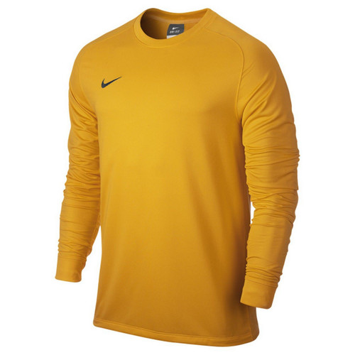 Nike LS Park II Youth Goalie Jersey - Gold