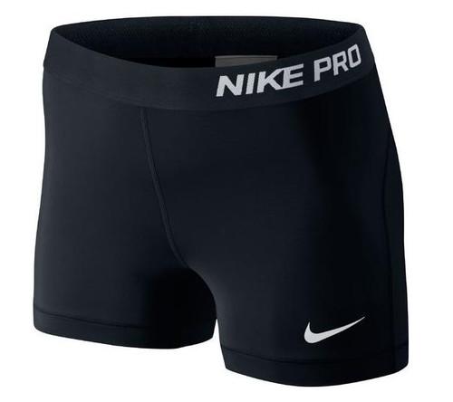 Nike Wmns Pro 3 Shorts - Black