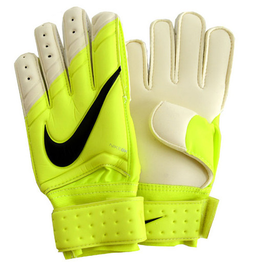Nike Spyne Pro GK Glove - Volt/White