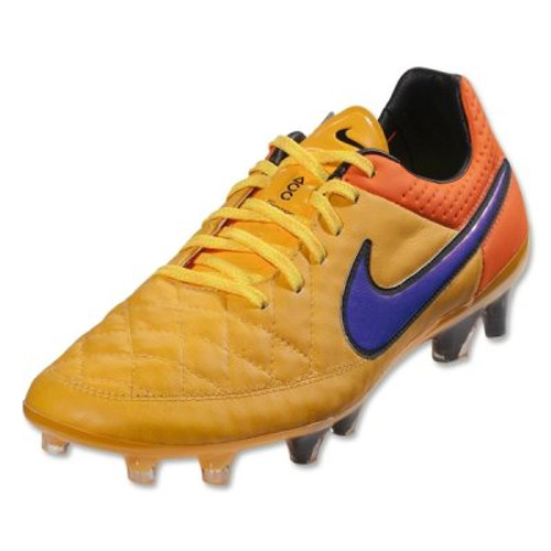 Nike Tiempo Legend V FG - Orange/Volt/Violet SD (5518)