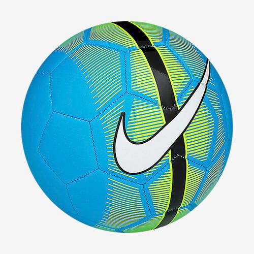 Nike Mercurial Veer Ball - Blue Lagoon/Volt/White