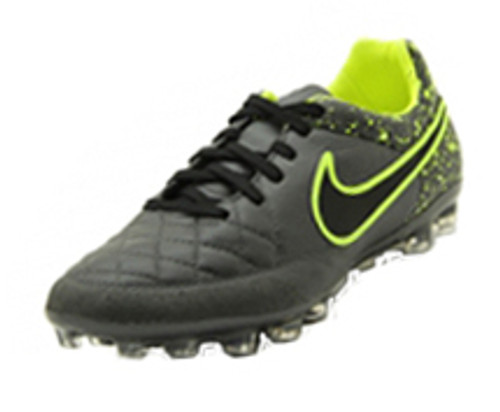 Nike Tiempo Legacy AG - Anthracite/Black/Volt RC (122818)