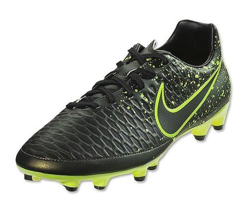 Nike Magista Onda FG - Dark Citron/Black