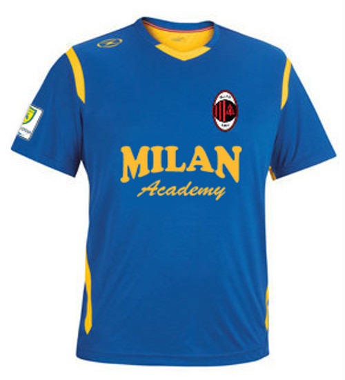 Milan SC Academy Men 3rd Jersey - Xara Elland - Royal/Gold