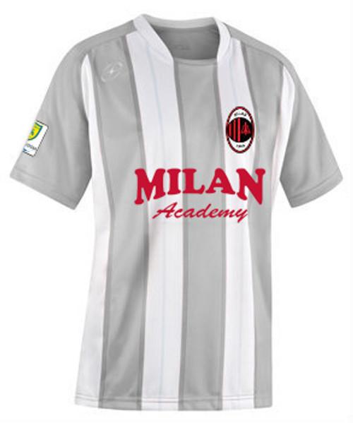 Milan SC Academy AWY Jersey - Xara Highbury - Grey/White