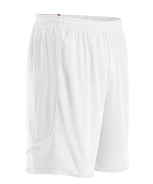 Milan SC Academy Men AWY Shorts - Xara Pacifica - White