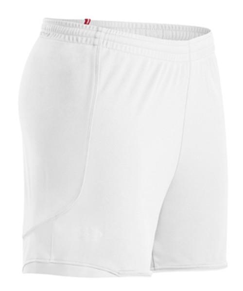 Milan SC Academy Women AWY Shorts - Xara Pacifica - White
