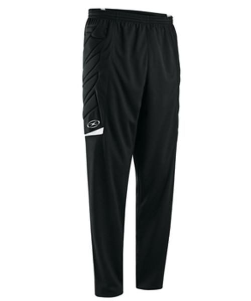 Milan SC Academy GK Pants - Xara Classico - Black/White