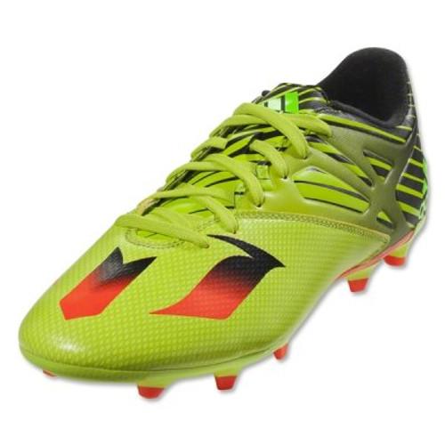 Adidas Messi 15.3 FG/AG - Semi Solar Slime/Solar Red/Core Black SD (10218)