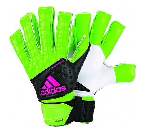 Adidas Ace Zones Fingersave Allround - Solar Green/Core Black/Shock Pink (012919)