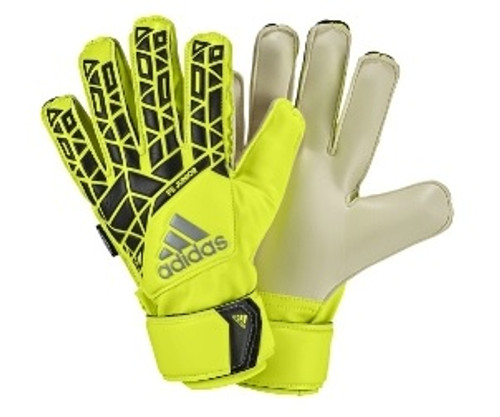Adidas Ace Fingersave GK Glove - Yellow/Black (10818)