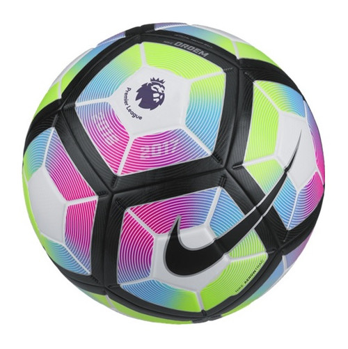 Nike Premier League Skills Ball - White/Purple/Volt
