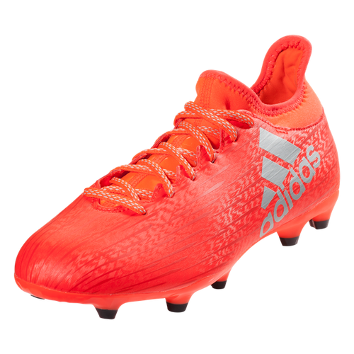 adidas X 16.3 FG - Solar Red (11219) SD