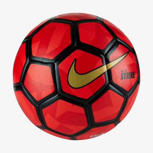 Nike Duro Strike Ball - Red/Black