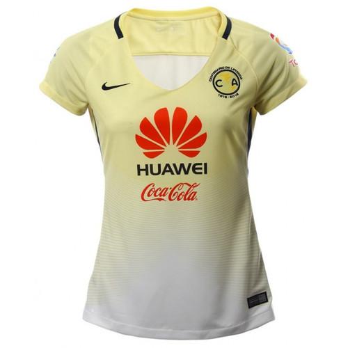 Nike Women's America Home Jersey - Yellow