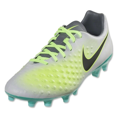Nike Magista Onda II FG - Pure Platinum/Black/Ghost Green  SD (11319)
