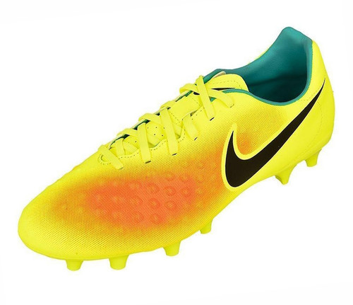 Nike Magista Onda II FG - Volt/Black/Total Orange/Clear Jade SD (11319)