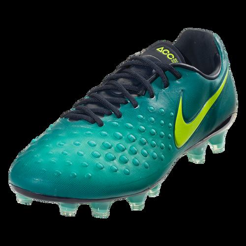 Nike Magista Opus II FG - Teal/Volt (100518)