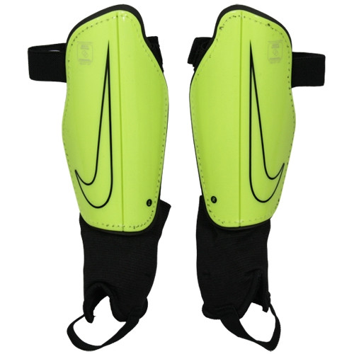 Nike Youth Charge 2.0 Shin Guard - Volt/Black (101518)