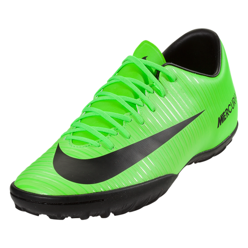 Nike Jr. MercurialX Victory VI TF - Electric Green/Flash Lime/White/Black (103018)