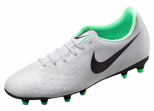 Nike Wmns Magista Ola II FG - Wolf Grey/Purple Dynasty/Electric Green RC (111518)