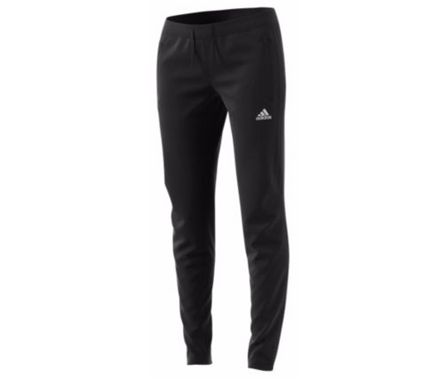 adidas Womens Tiro 17 Training Pant - Black/Black