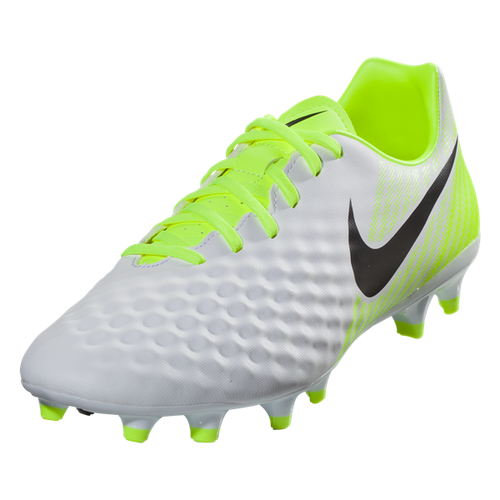 Nike Magista Onda II FG - White/Black/Volt/Pure Platinum SD (11319)
