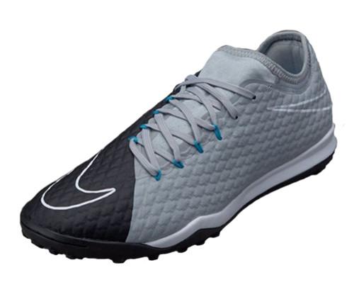 Nike HypervenomX Finale II TF RC - Wolf Grey/Black/Chlorine Blue (120318)