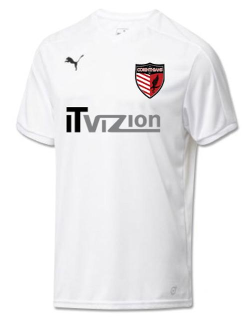 Corinthians SC Puma Santiago Men's Jersey - White