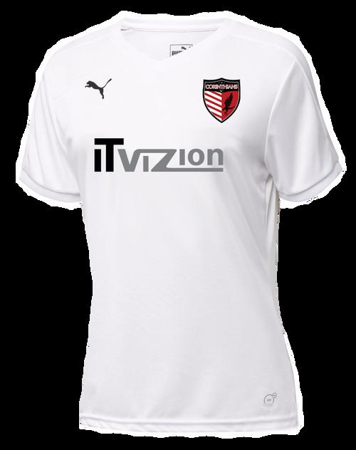 Corinthians SC Puma Santiago Women's Jersey - White