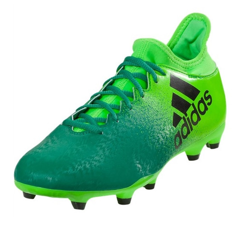 adidas X 16.3 FG - Solar Green/Core Black/Core Green (110718)