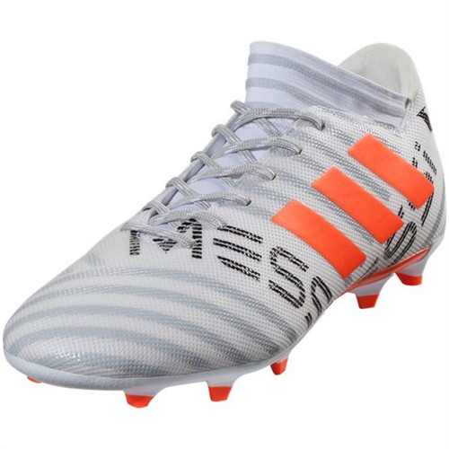 Adidas Nemeziz  Messi 17.3 FG - White/Solar Orange (110718) RC