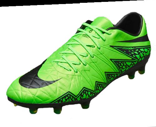 89d88f02dbf Nike Hypervenom Phinish FG - Green Strike Black-Volt-Black (121318)