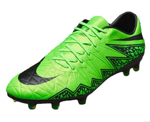 Nike Hypervenom Phinish FG - Green Strike/Black-Volt-Black (121318)