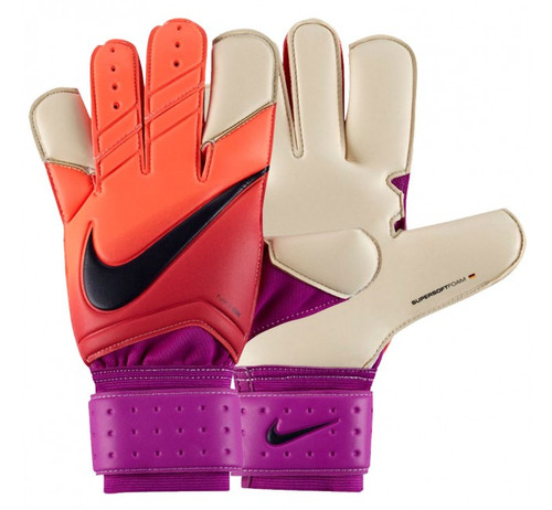 Nike GK Grip 3 - Total Crimson/Hyper Grape/Obsidian (122417)