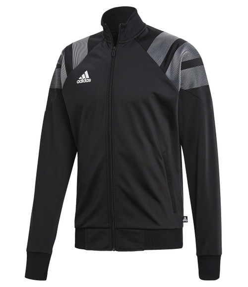 Adidas Tango Stadium Icon Track Jacket - Black (22618)