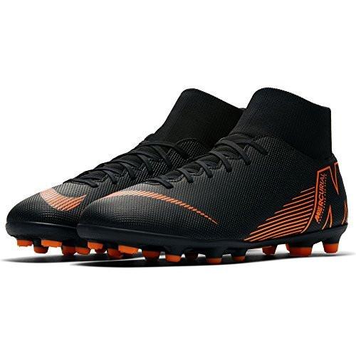 Nike Superfly 6 Club MG - Black/Total Orange/White (3218)