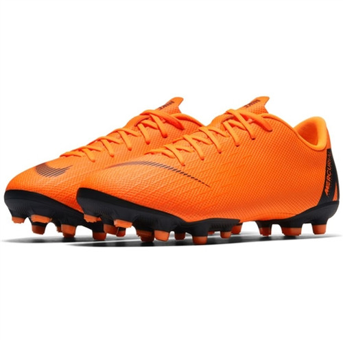 Nike Jr. Vapor 12 Academy GS MG - Total Orange/Black (3318)