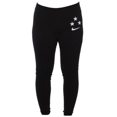 Nike Wmns Team Usa Leggings - Black/White (4418)