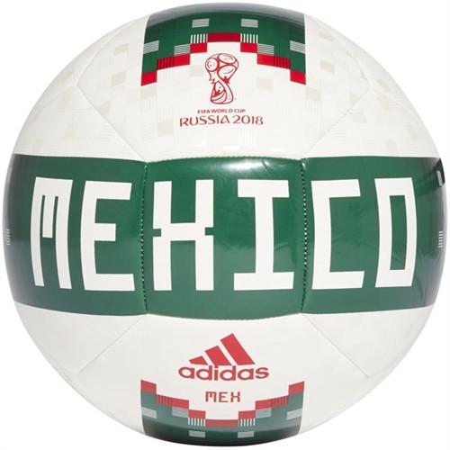 Adidas Mexico World Cup 2018 Ball - Green/White (52818)