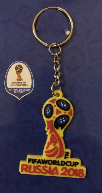 World Cup 2018 Key Chain